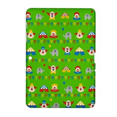 Circus Samsung Galaxy Tab 2 (10 1 ) P5100 Hardshell Case  by Valentinaart