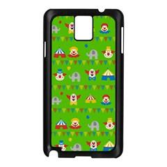 Circus Samsung Galaxy Note 3 N9005 Case (black) by Valentinaart