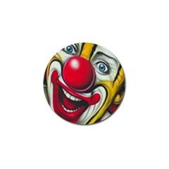 Clown Golf Ball Marker (10 Pack) by Valentinaart