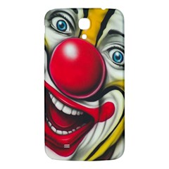Clown Samsung Galaxy Mega I9200 Hardshell Back Case by Valentinaart