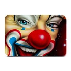 Clown Plate Mats by Valentinaart