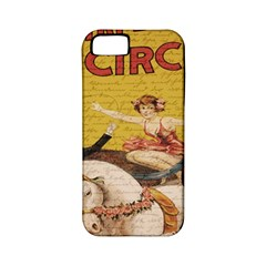 Vintage Circus  Apple Iphone 5 Classic Hardshell Case (pc+silicone) by Valentinaart