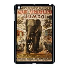 Vintage Circus  Apple Ipad Mini Case (black) by Valentinaart