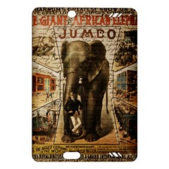 Vintage Circus  Amazon Kindle Fire Hd (2013) Hardshell Case by Valentinaart
