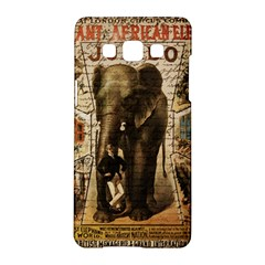 Vintage Circus  Samsung Galaxy A5 Hardshell Case  by Valentinaart