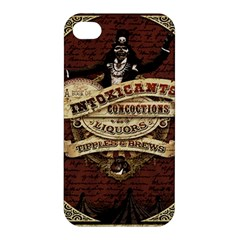 Vintage Circus  Apple Iphone 4/4s Hardshell Case by Valentinaart