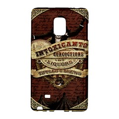 Vintage Circus  Galaxy Note Edge by Valentinaart