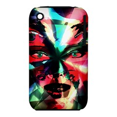 Abstract Girl Iphone 3s/3gs by Valentinaart