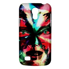 Abstract Girl Galaxy S4 Mini by Valentinaart