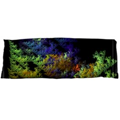 Fractal Forest Body Pillow Case (dakimakura) by Simbadda