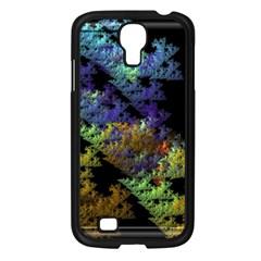 Fractal Forest Samsung Galaxy S4 I9500/ I9505 Case (black) by Simbadda
