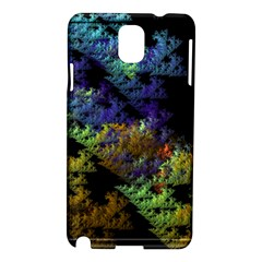 Fractal Forest Samsung Galaxy Note 3 N9005 Hardshell Case by Simbadda