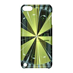 Fractal Ball Apple Ipod Touch 5 Hardshell Case With Stand by Simbadda