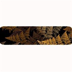 Fractal Fern Large Bar Mats by Simbadda
