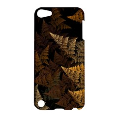Fractal Fern Apple Ipod Touch 5 Hardshell Case by Simbadda
