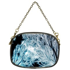 Fractal Forest Chain Purses (one Side)  by Simbadda