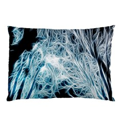 Fractal Forest Pillow Case (two Sides) by Simbadda