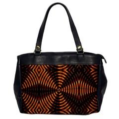 Fractal Patterns Office Handbags by Simbadda