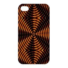 Fractal Patterns Apple Iphone 4/4s Hardshell Case by Simbadda