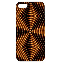 Fractal Patterns Apple Iphone 5 Hardshell Case With Stand by Simbadda