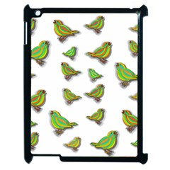 Birds Apple Ipad 2 Case (black) by Valentinaart