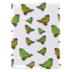 Birds Apple Ipad 3/4 Hardshell Case (compatible With Smart Cover) by Valentinaart
