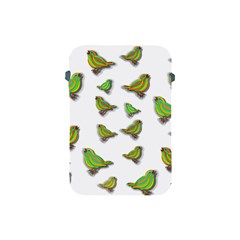Birds Apple Ipad Mini Protective Soft Cases by Valentinaart