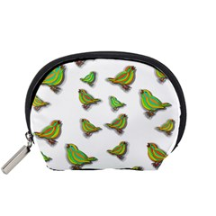 Birds Accessory Pouches (small)  by Valentinaart