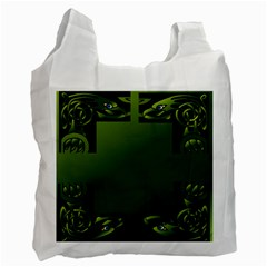 Celtic Corners Recycle Bag (two Side)  by Simbadda