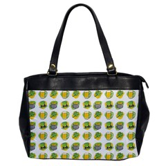 St Patrick s Day Background Symbols Office Handbags by Simbadda
