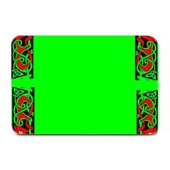 Decorative Corners Plate Mats by Simbadda