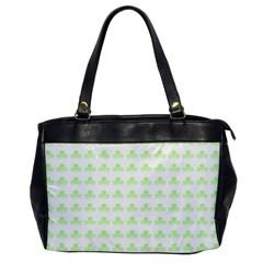 Shamrock Irish St Patrick S Day Office Handbags by Simbadda
