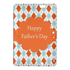 Happy Father Day  Kindle Fire Hdx 8 9  Hardshell Case by Simbadda