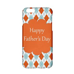 Happy Father Day  Apple Iphone 6/6s Hardshell Case by Simbadda