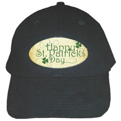 Irish St Patrick S Day Ireland Black Cap by Simbadda