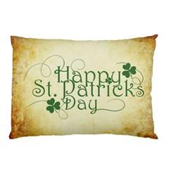 Irish St Patrick S Day Ireland Pillow Case by Simbadda