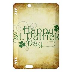 Irish St Patrick S Day Ireland Kindle Fire Hdx Hardshell Case by Simbadda