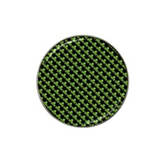 St Patrick S Day Background Hat Clip Ball Marker (10 Pack) by Simbadda