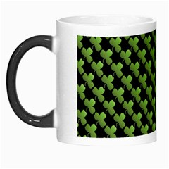 St Patrick S Day Background Morph Mugs by Simbadda