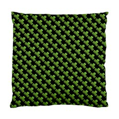 St Patrick S Day Background Standard Cushion Case (two Sides) by Simbadda