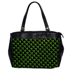 St Patrick S Day Background Office Handbags by Simbadda