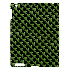 St Patrick S Day Background Apple Ipad 3/4 Hardshell Case by Simbadda