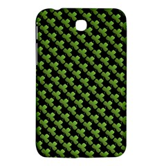 St Patrick S Day Background Samsung Galaxy Tab 3 (7 ) P3200 Hardshell Case  by Simbadda