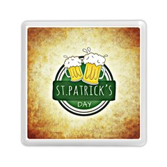 Irish St Patrick S Day Ireland Beer Memory Card Reader (square)  by Simbadda