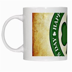 Irish St Patrick S Day Ireland White Mugs by Simbadda
