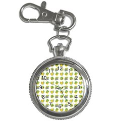 St Patrick S Day Background Symbols Key Chain Watches by Simbadda