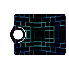 Abstract Adobe Photoshop Background Beautiful Kindle Fire Hd (2013) Flip 360 Case by Simbadda