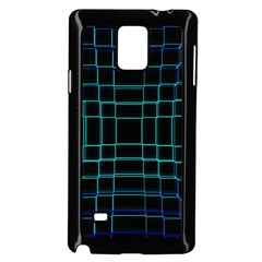 Abstract Adobe Photoshop Background Beautiful Samsung Galaxy Note 4 Case (black) by Simbadda
