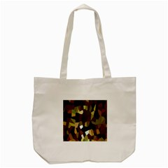 Crystallize Background Tote Bag (cream) by Simbadda