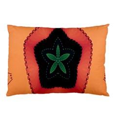Fractal Flower Pillow Case by Simbadda